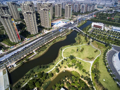 """马媒:为何全世界都在赞赏中国""""海绵城市"""""""