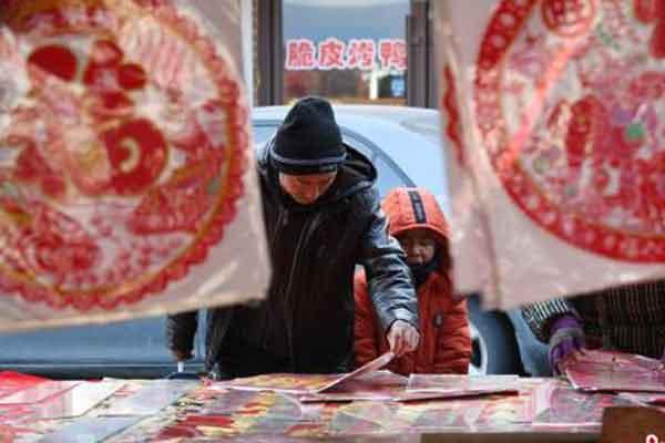 吉林满族传统大集年味浓