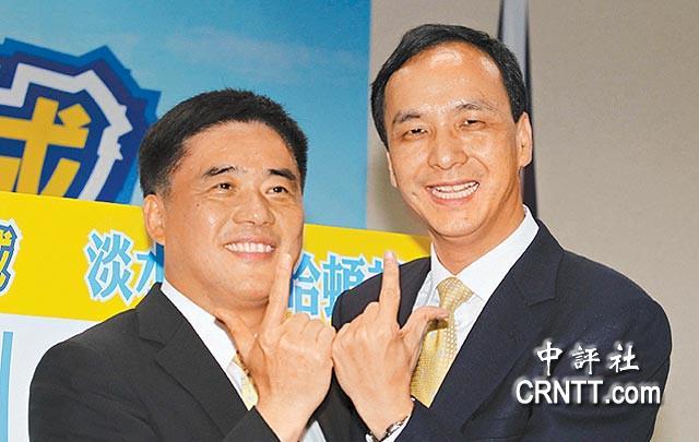 """国民党台北市长人选 大陆学者眼中的""""奇兵""""居然是他......"""