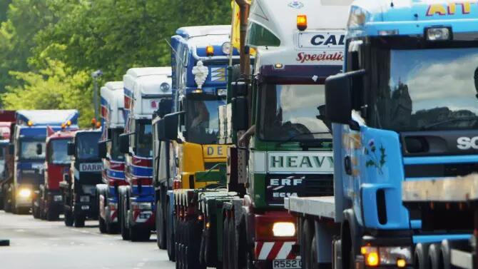 卡车无人驾驶技术日渐成熟:职业司机面临失业