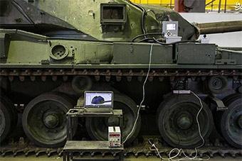 伊朗军用装甲车修理厂技术水平如何?