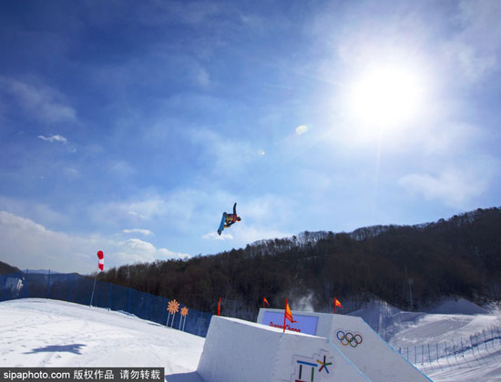 看懂冬奥会——令人眼花缭乱的单板坡面障碍技巧