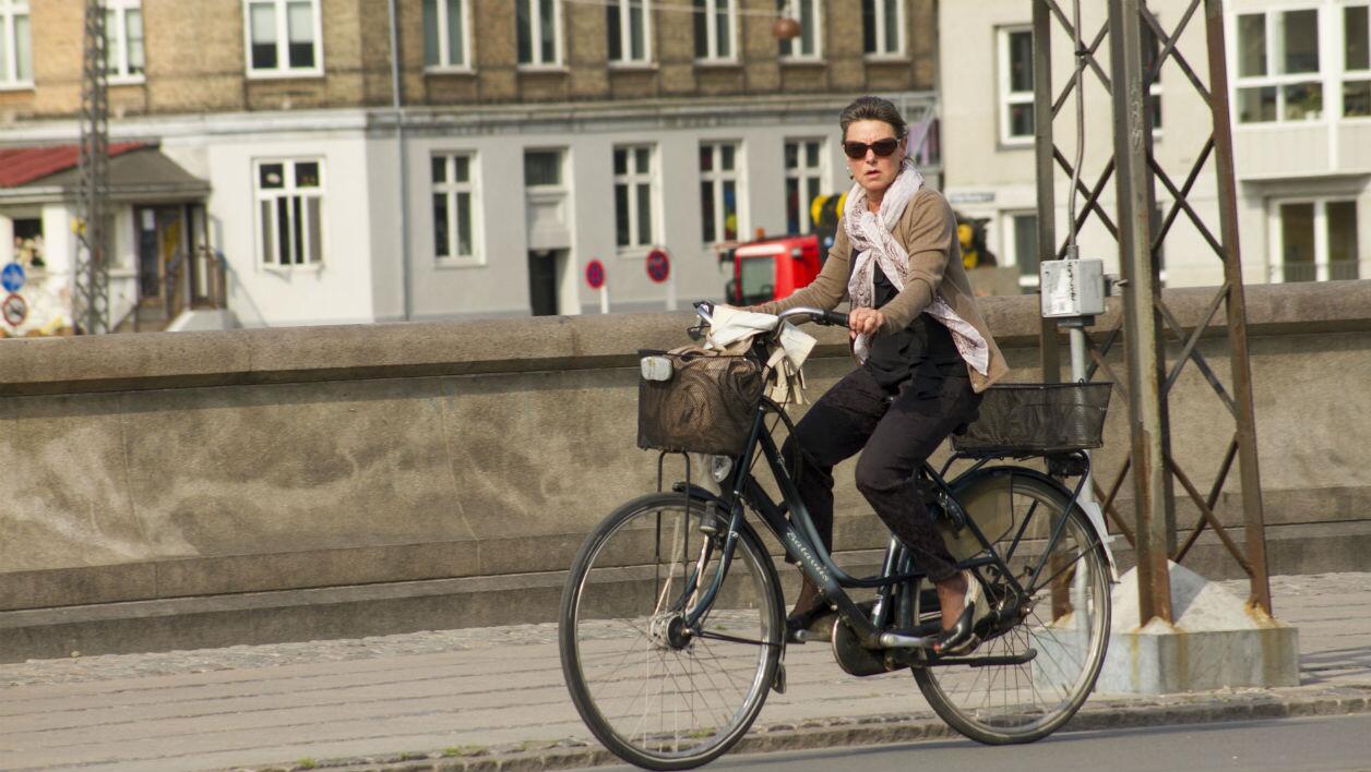 骑车上班有利身体健康 可减少15%病假几率