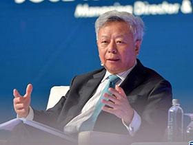 金立群:亚投行发挥作用的关键是撬动社会资本