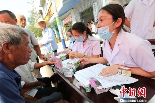 卫计委:全国多地在积极探索医疗卫生县乡一体化改革