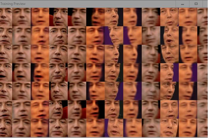 AI是怎么合成的?贝佐斯的脸被换成马斯克