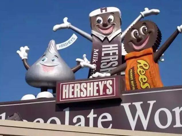 好时巧克力遇情人劫:在华销量下滑 变革收效甚微