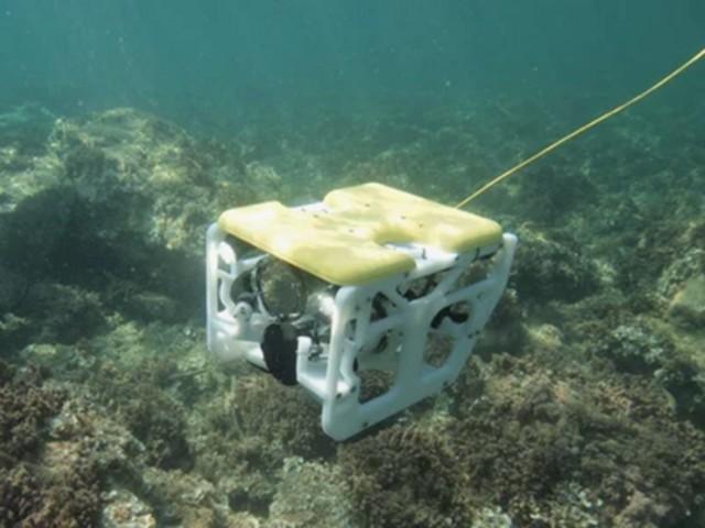 西班牙公司研发水下无人机 软硬件开源