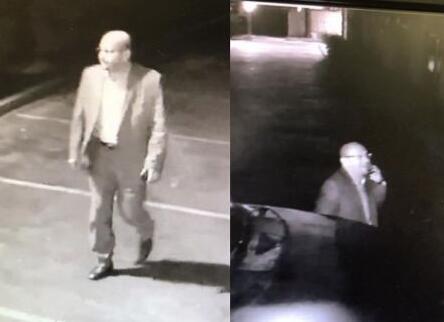 中国侨网科汶纳警方提供的嫌犯照片。(图源:美国侨报网)