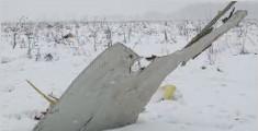 俄罗斯一架载71人客机坠毁