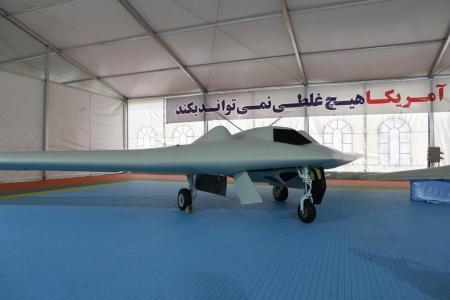 美媒:被以色列击落伊朗无人机似乎是美国飞机仿制品