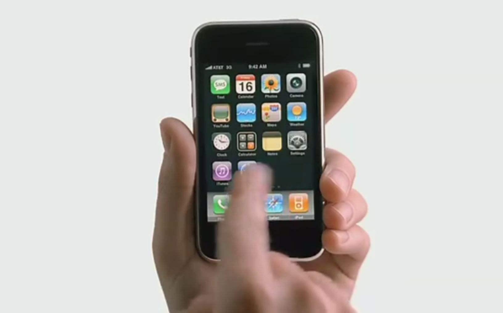 你认同吗?iPhone给我们一种欲罢不能的压力感