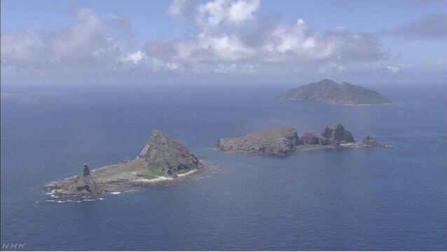 """中国海警舰队在我钓鱼岛巡航 日方发警告并""""监视"""""""