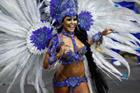 巴西里约狂欢节盛大开幕