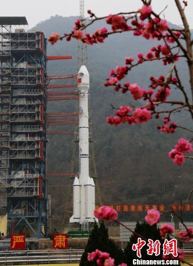 信仰之光闪耀发射场——西昌卫星发射中心超高密度发射侧记