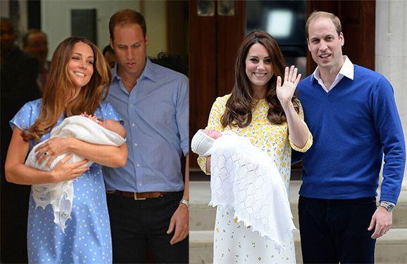 威廉夫妇将迎第3胎 英民众为孩子取了这个名字…