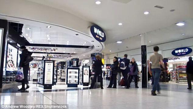 第一调查 | 伦敦希斯罗机场免税店道歉了,但发了两个版本