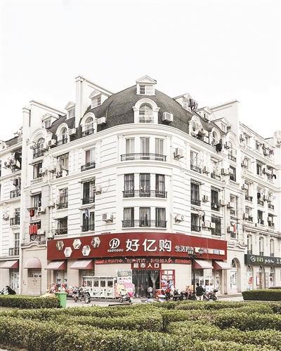 北京赛车开奖记录app:杭州一小区被指山寨巴黎,拍摄者法国摄影师:是种文化混合体