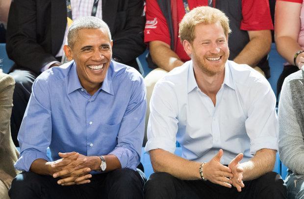 奥巴马获邀哈里婚礼 为了不得罪特朗普他们用这招