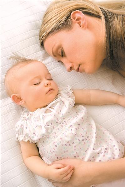 五招处理 学龄前宝宝就寝题目