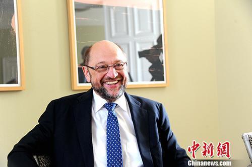 迫于党内压力 德国社民党党魁舒尔茨拒任外交部长