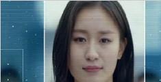 韩国美女挑战中国人脸识别