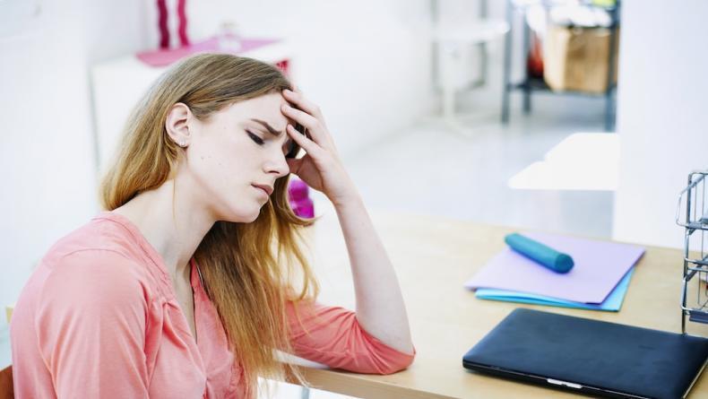职业心理疾病引担忧 女性成为最大受害者