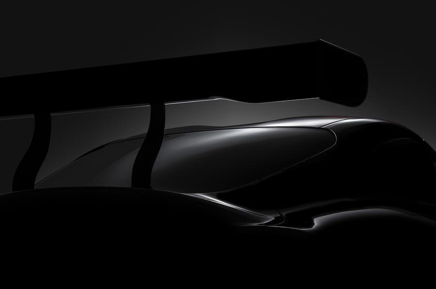 丰田公布全新概念赛车预告图 Supra即将归来