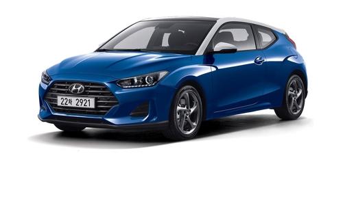现代在韩推出全新飞思轿跑 起价合13万元