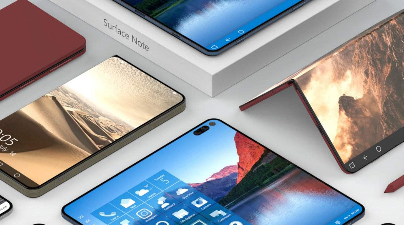 最快今年发!微软全力开发双屏Surface Phone
