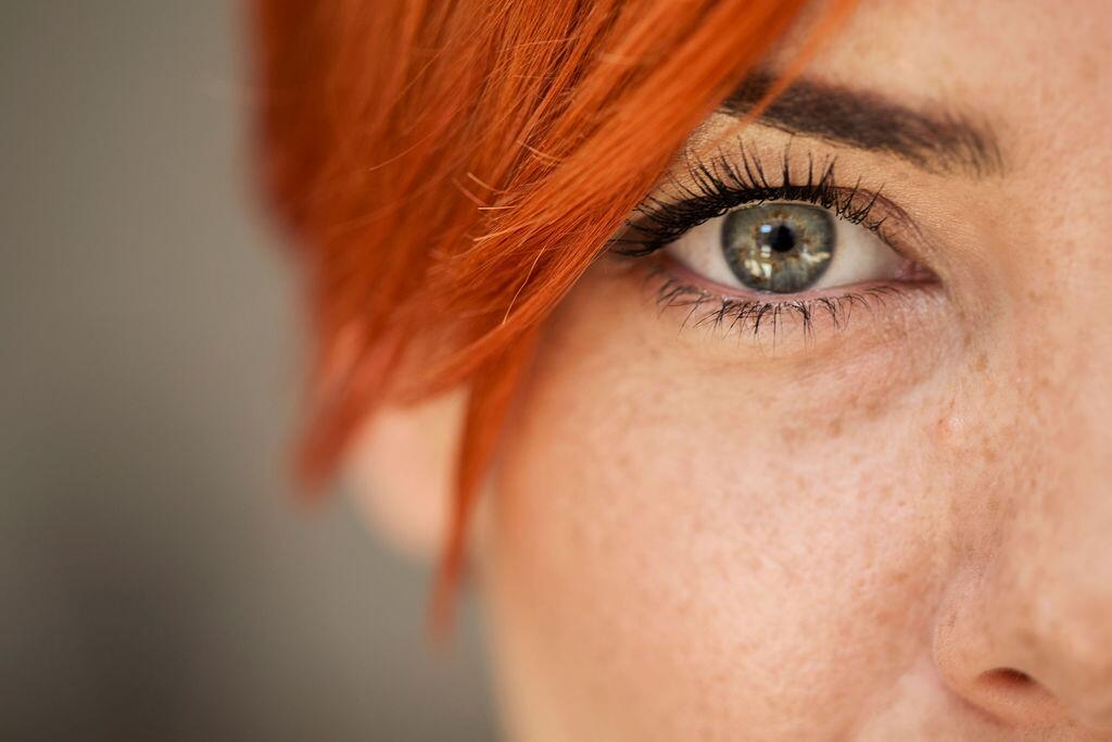 眼睛不仅是心灵的窗户 也能反映身体状况!