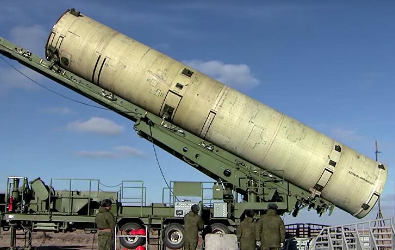 俄成功测试A235反导系统 跟中美比技术谁强?