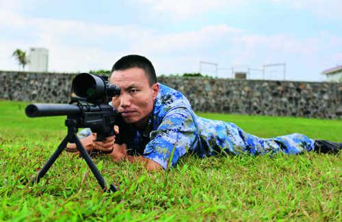 大片来袭!蛟龙突击队狙击手到底如何选拔?