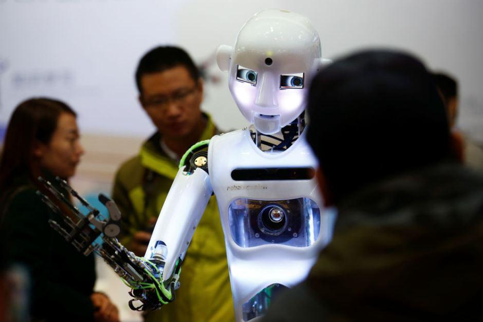 中国机器人工业崛起 对人类来说意味着什么?