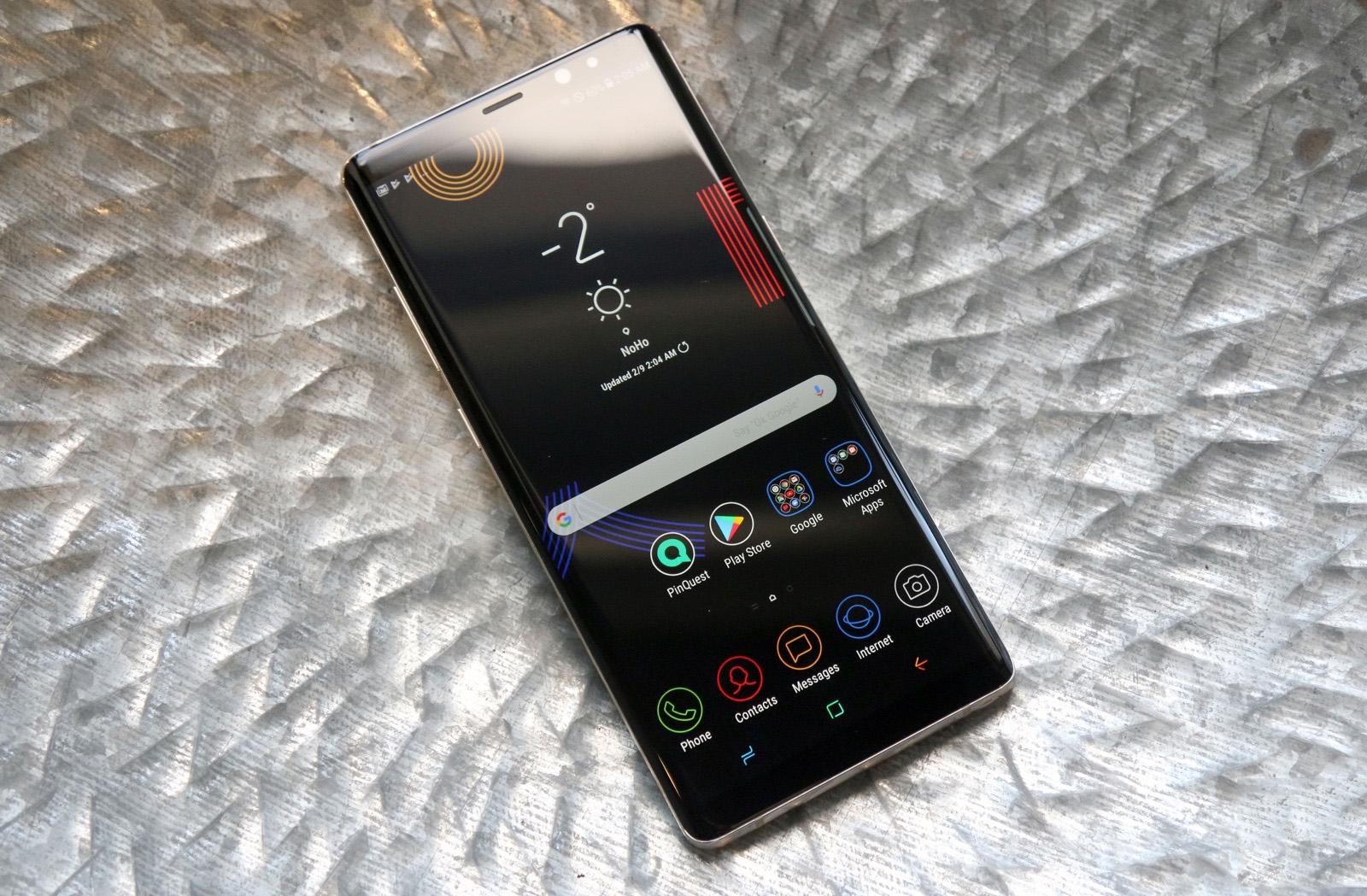 数据:三星2017年继续雄霸全球智能手机市场
