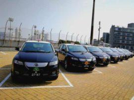 比亚迪将在澳门部署纯电动出租车队