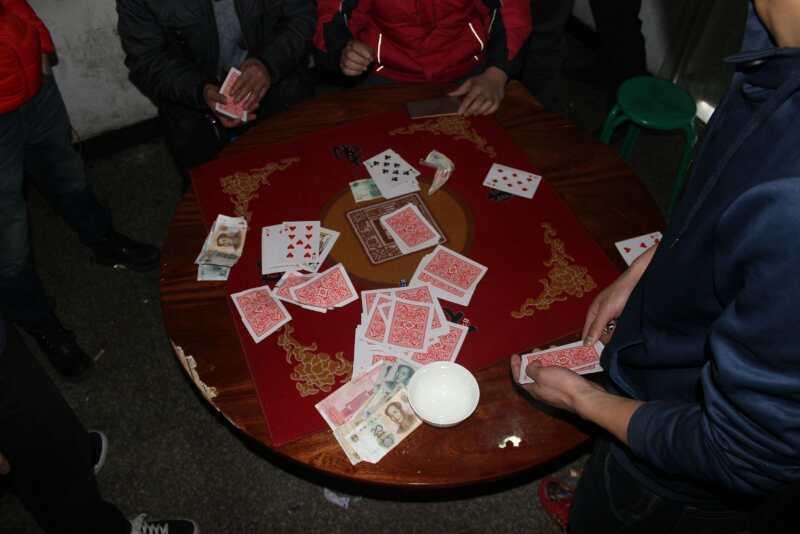 横店公安反赌行动迅速成果彰显
