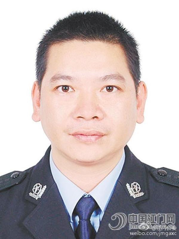 48岁广东民警叶志恒殉职,因疲劳过度倒下后已昏迷23个月
