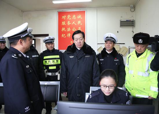 交通安全在整治 平安出行在贵州系列报道之四十