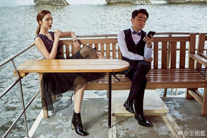 王祖蓝李亚男结婚三周年甜蜜幸福 粉丝喊话早生贵子