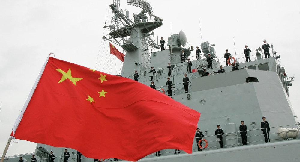美报告:中国大造战机军舰 新造军舰超三国之和