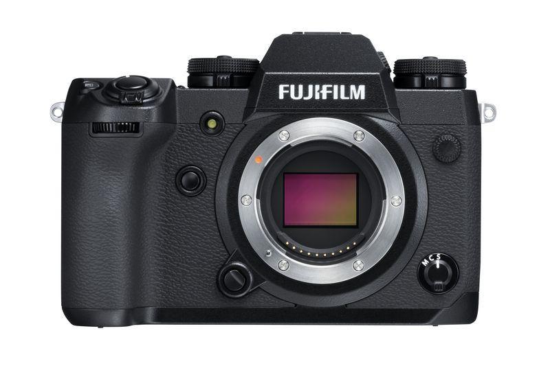 侧重视频性能 自带图像稳定的富士X-H1发布