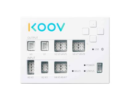 2999元起 索尼编程教育套装KOOV已在国内发售