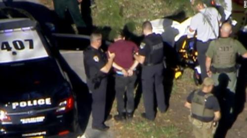 美19岁学生制造枪案致17死 同学:早知道会是他