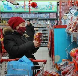 中国春节消费持续升温