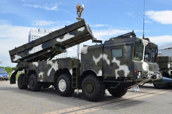 外媒:阿塞拜疆从白俄罗斯购中国血统火箭炮