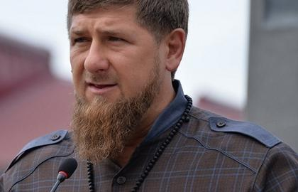 车臣领导人:永远忠于普京 愿他能终身管理国家