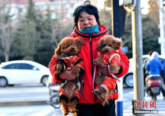 中国大部气温舒适迎新年 初二起雨雪增多不利出行