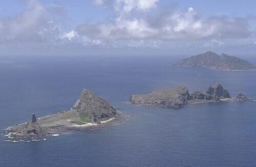中国4艘海警船春节连续两天巡航钓鱼岛