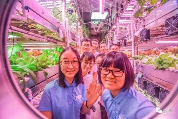 月宫一号实验舱已封闭280天 自给自足包饺子过新年 - fdycq - 费家村----老费的三角梅花园